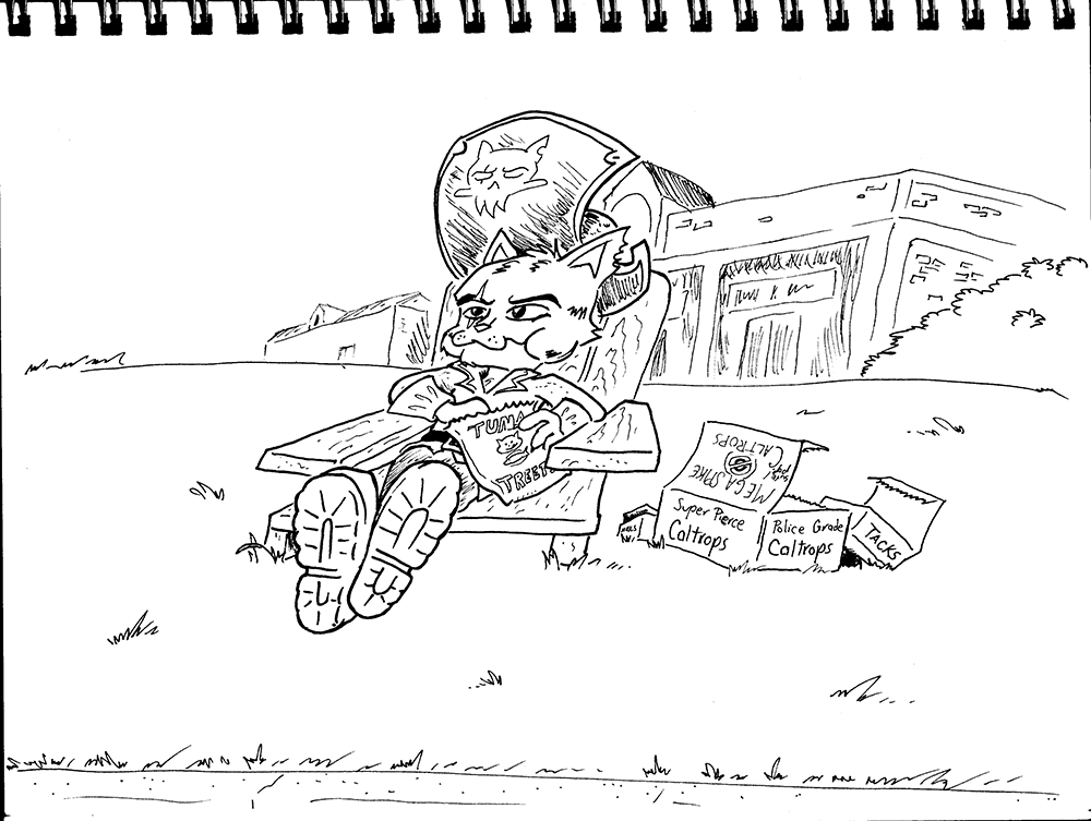 CatBeard likes the Woodward Dream Cruise by PlummyPress