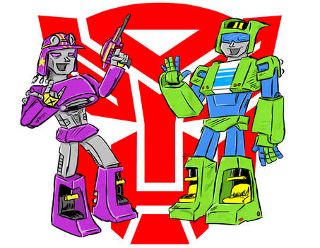 Autobots Airtime and Overbank