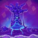 SU - I Am Lapis Lazuli! (Art Trade)