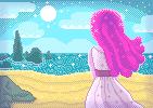 Sparkling Sea by AllNamesAreClaimed12