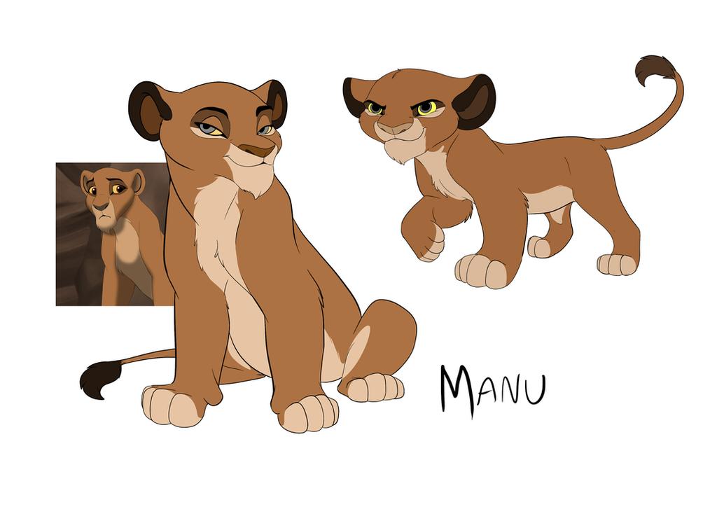 Manu by Looweezah