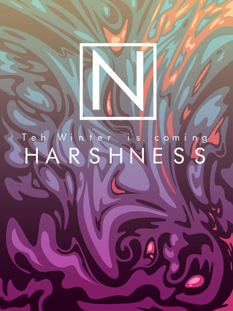 Harshness by Colors1