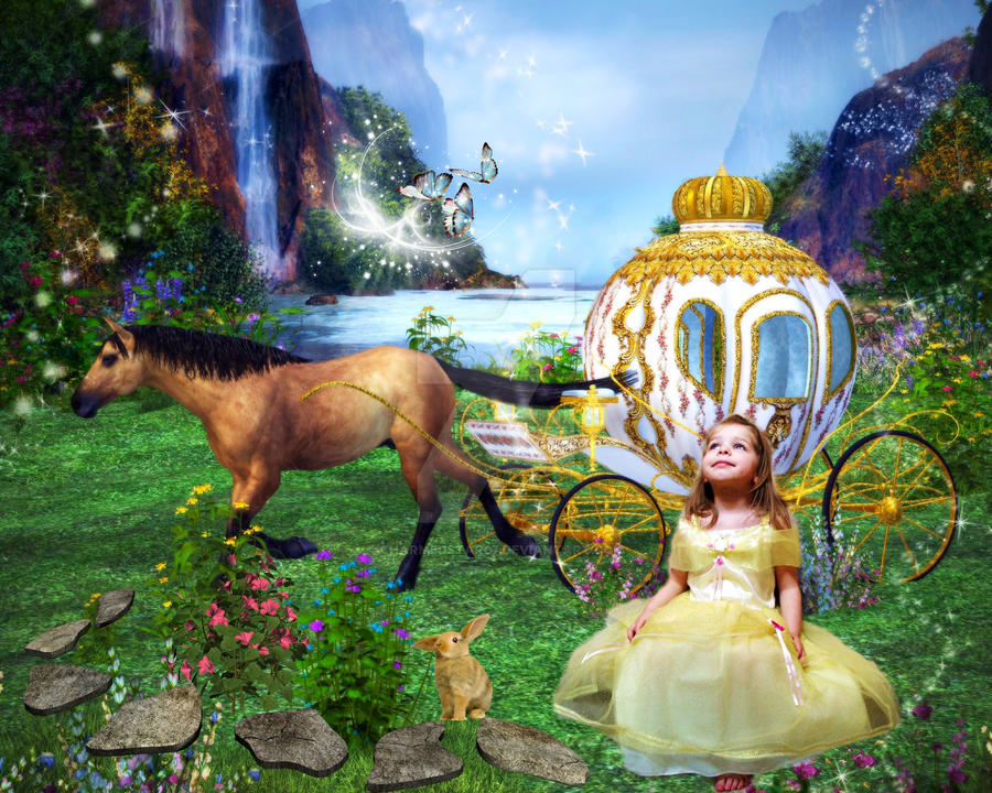 Princess Enchanted by Charmedstar07