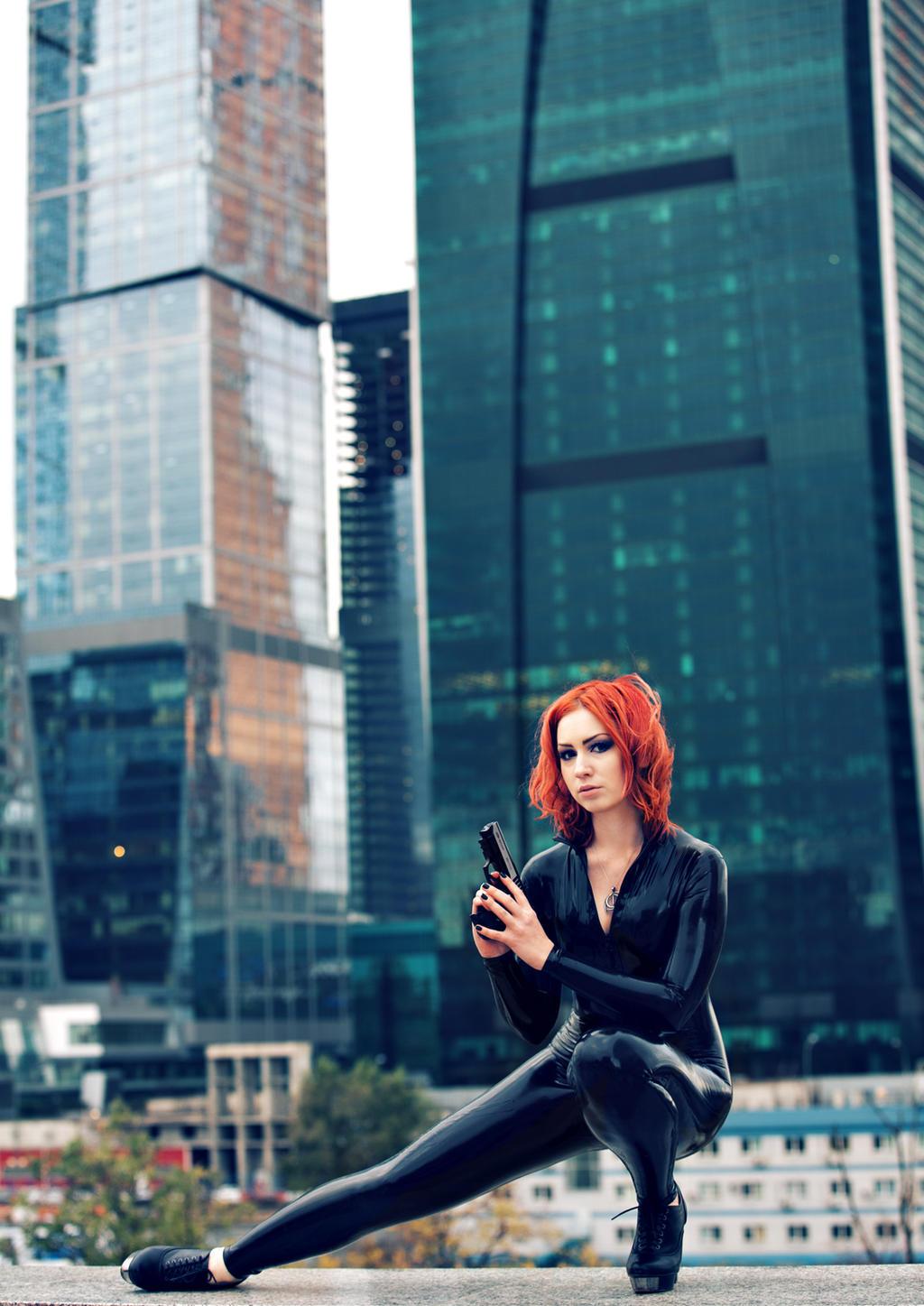 Black widow 5 by Agcooper73 on DeviantArt