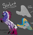 Starlord by KThunderWolf
