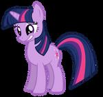 Twilight Sparkle Grins