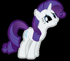Rarity, Pleeease Spike? by SpikesMustache