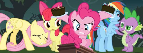 My little Pony Facebook Timeline by SpikesMustache