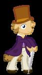 Willy Wonka Pony