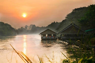 The Legacy River Kwai Resort-Thailand
