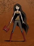 Marceline-Halloween