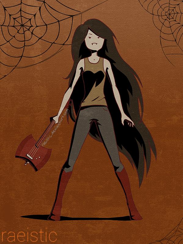 Marceline-Halloween by Raeistic