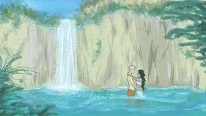 Kataang-Waterfall