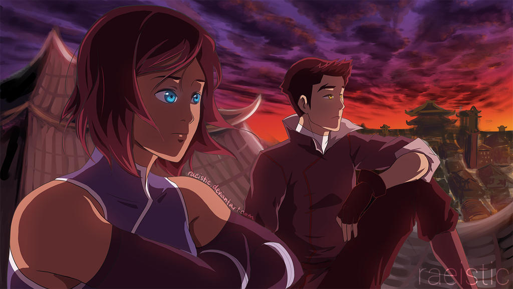 Makorra-Maybe in Another Life by Raeistic on DeviantArt