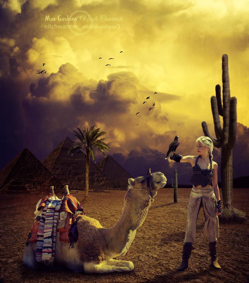 Traveling Sky by nikkidoodlesx3