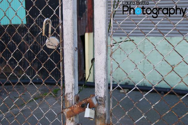 Under lock and key by LauraBrittaPhoto