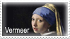 Jan Vermeer Stamp by MadeByRona