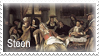 Jan Steen Stamp by MadeByRona
