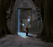 Secret doorway II