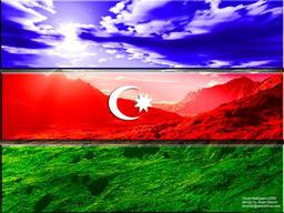 Long Live Azerbaijan. by Azerbaijan