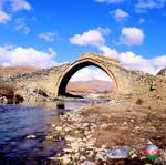 Old bridge in Azerbaijan by Azerbaijan