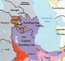 southern Azerbaijan by Azerbaijan
