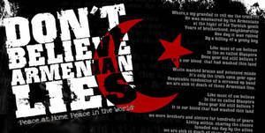 NO To Terrorism by Azerbaijan