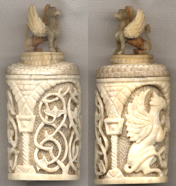 griffin Pyxis pic1 by Bonecarverpm