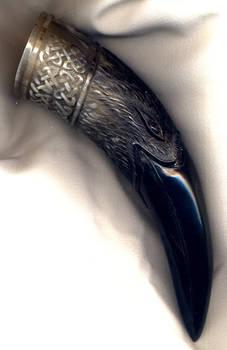 a raven horn