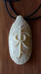 A pendant for a friend