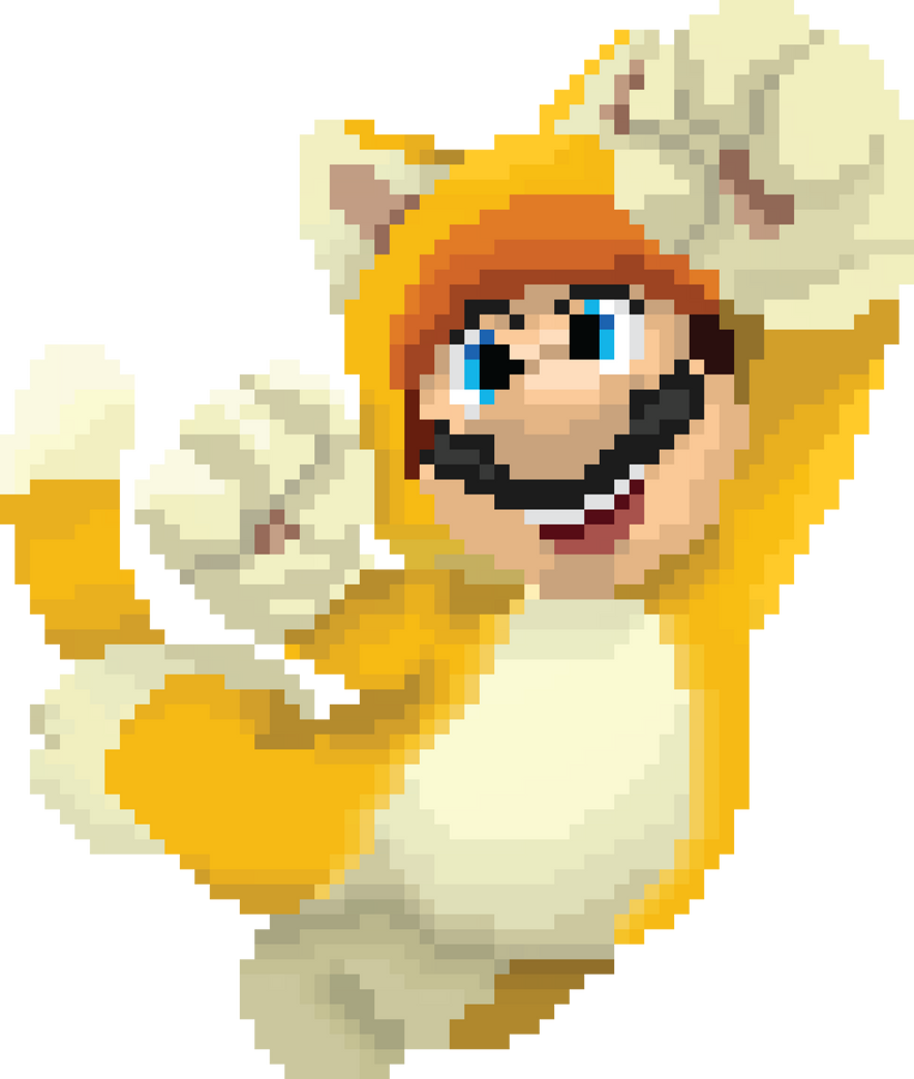 Cat Mario  Who Made It