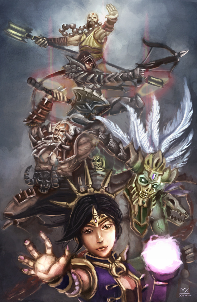 Diablo 3 by ixxs
