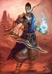 Pamor Character
