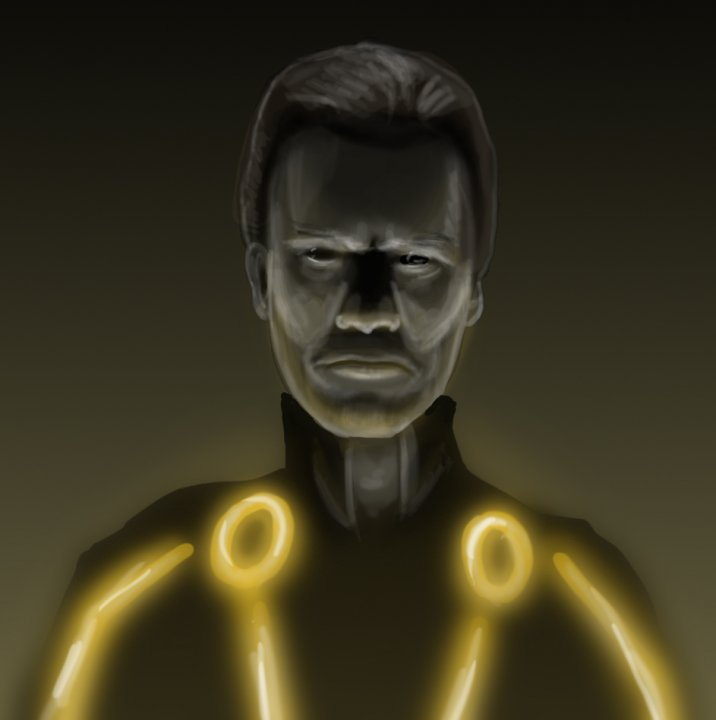 Tron Legacy Speedpaint by Purge042