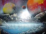 Spray paint art 9