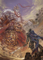 God Amongst Men by IvanChanCL