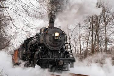 Smokin' and Steamin' by Blue-Ridge-Riley