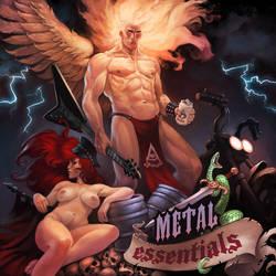 Metal essentials by Scebiqu
