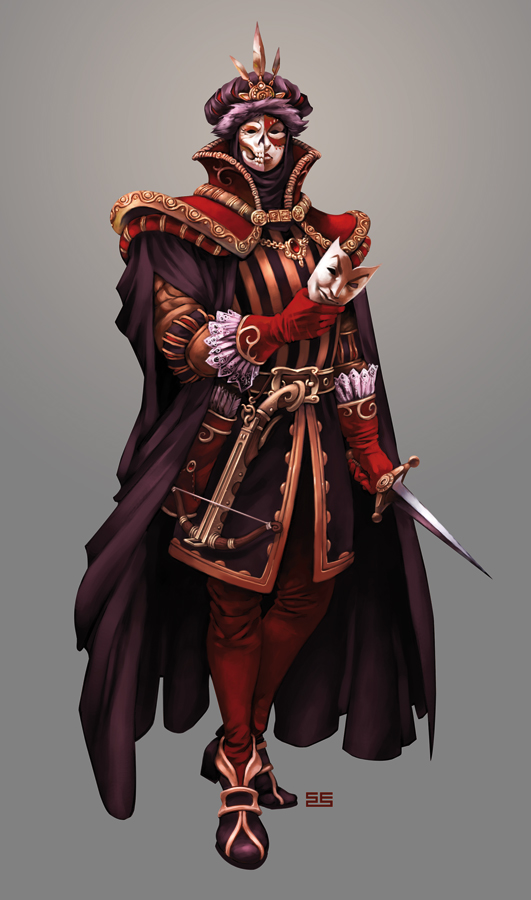 Master Assassin by Scebiqu