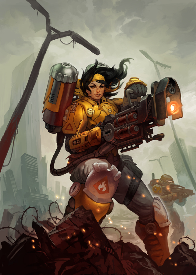 Yellowjacket Incinerator