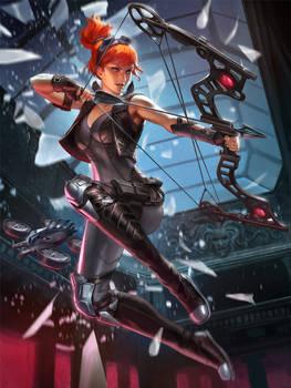 SMITE Recon Artemis