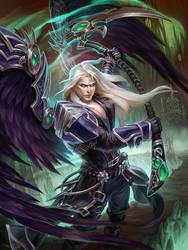 SMITE Thanatos Final Boss