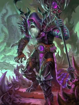 Smite Poseidon Abyssbal Sorcerer