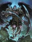 SMITE Thanatos Grim Reaper