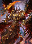 SMITE Demonic Thanatos