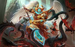 SMITE Celestial Guardian Odin