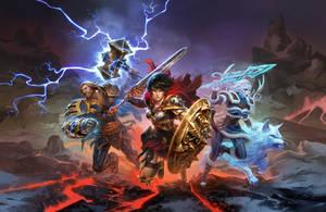 SMITE - Battleground of the Gods