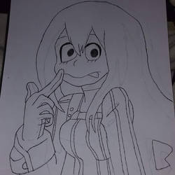 My Hero Academia Tsuyu 'Froppy' Asui
