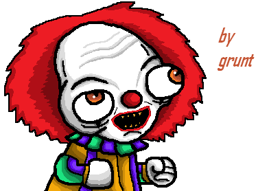 Pennywise fsjal by Grunt2