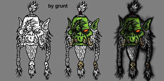 kilrogg deadeye by Grunt2